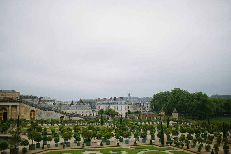France travel photography Versailles gardens