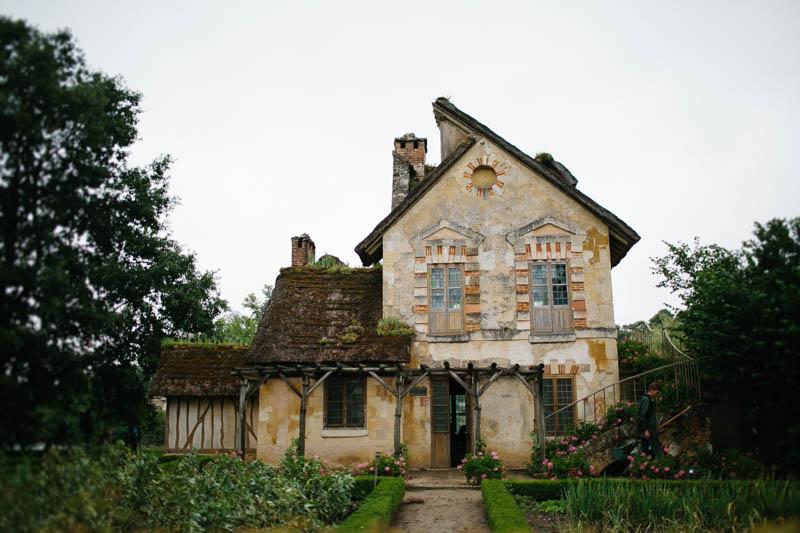 France travel photography Versailles Marie Antoinette's Estate