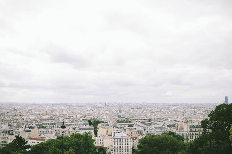 France travel photography Paris Montmartre