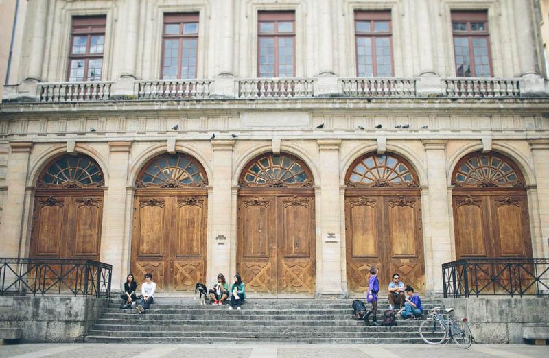 France travel photography Lyon