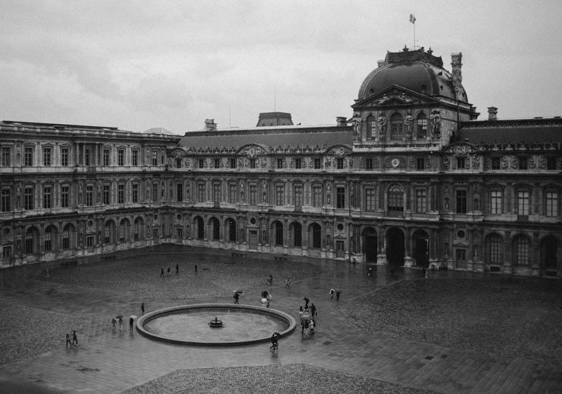 France travel photography Louvre Paris
