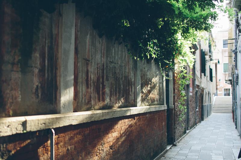 Venice lane way