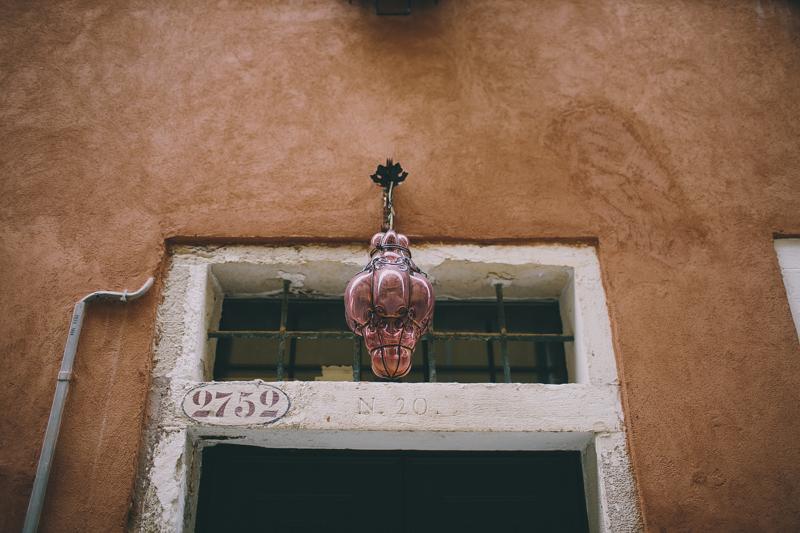 Venice old entrance