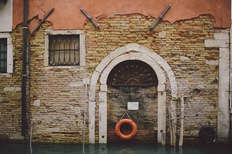Venice water door