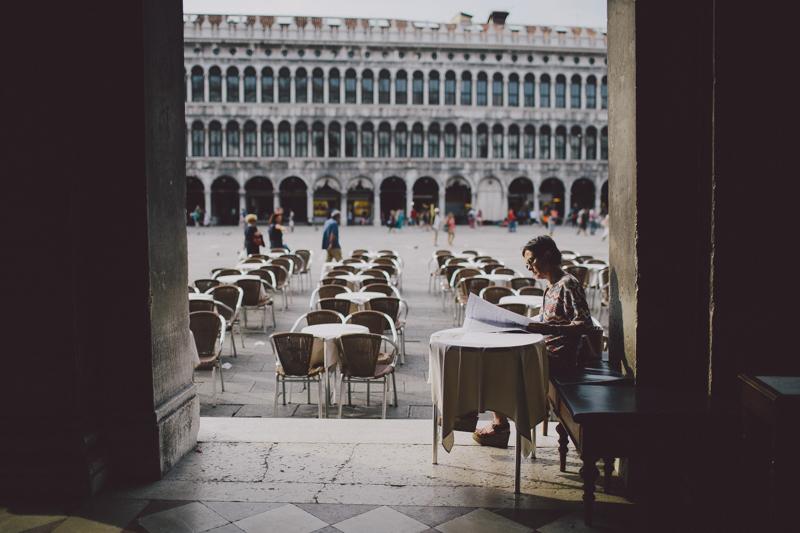 Venice St Mark's Square travel photography