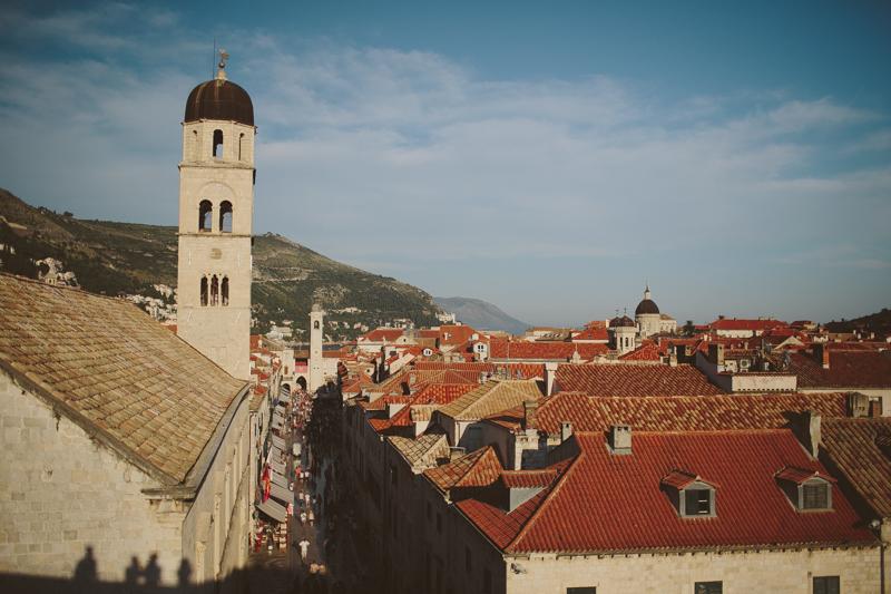 croatia travel photography dubrovnik