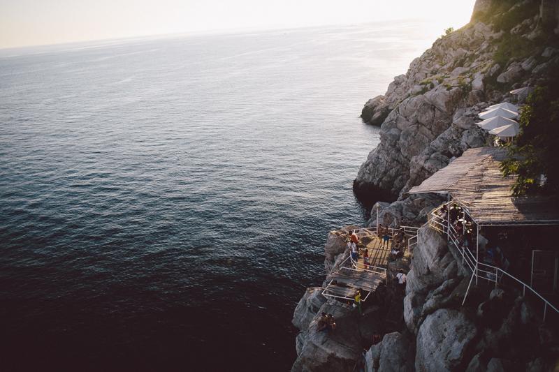 croatia travel photography dubrovnik coast adriatic sea