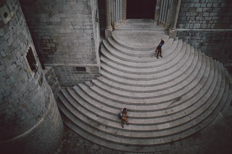 croatia travel photography dubrovnik old town architecture