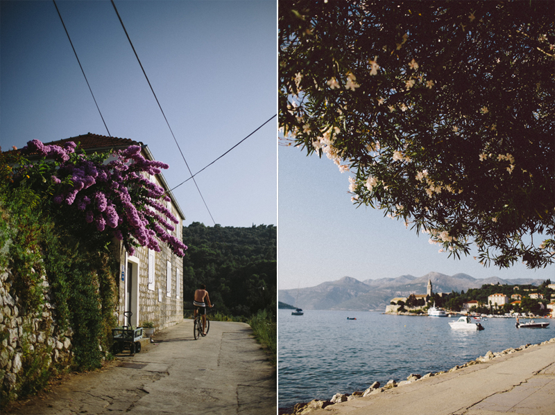 croatia travel photography lopud island adriatic coast summer