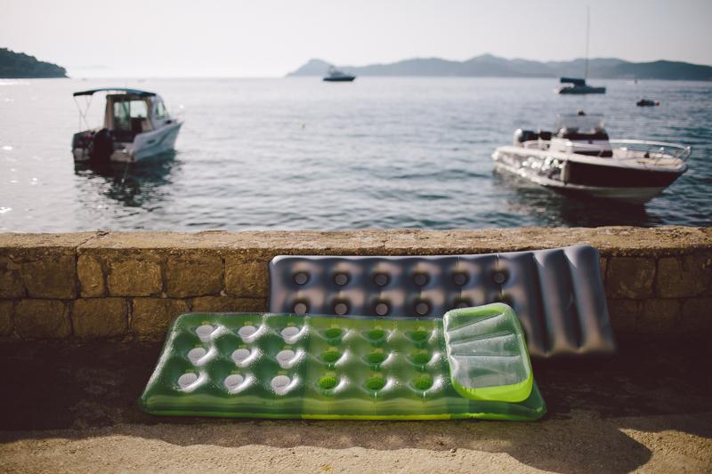 croatia travel photography lopud island adriatic coast summer beach sailing relaxing