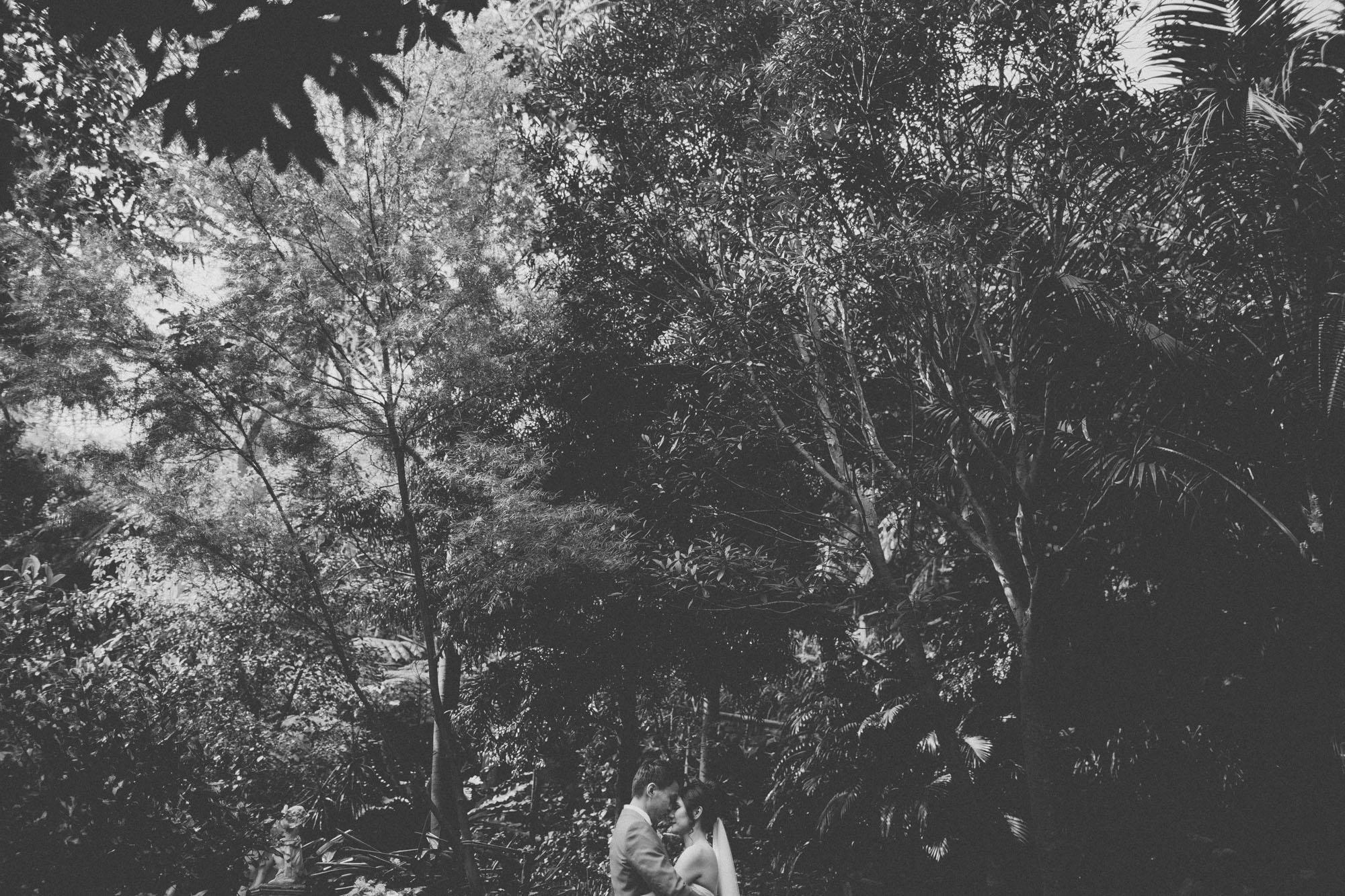 wendy s secret garden sydney wedding michelle edward sydney