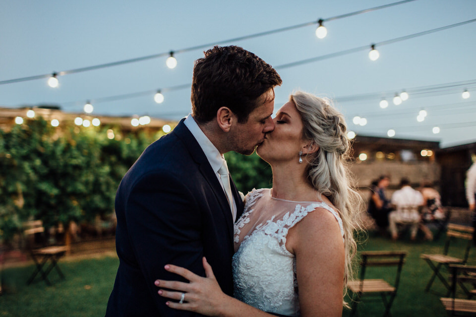 Paxton Winery Wedding Photos