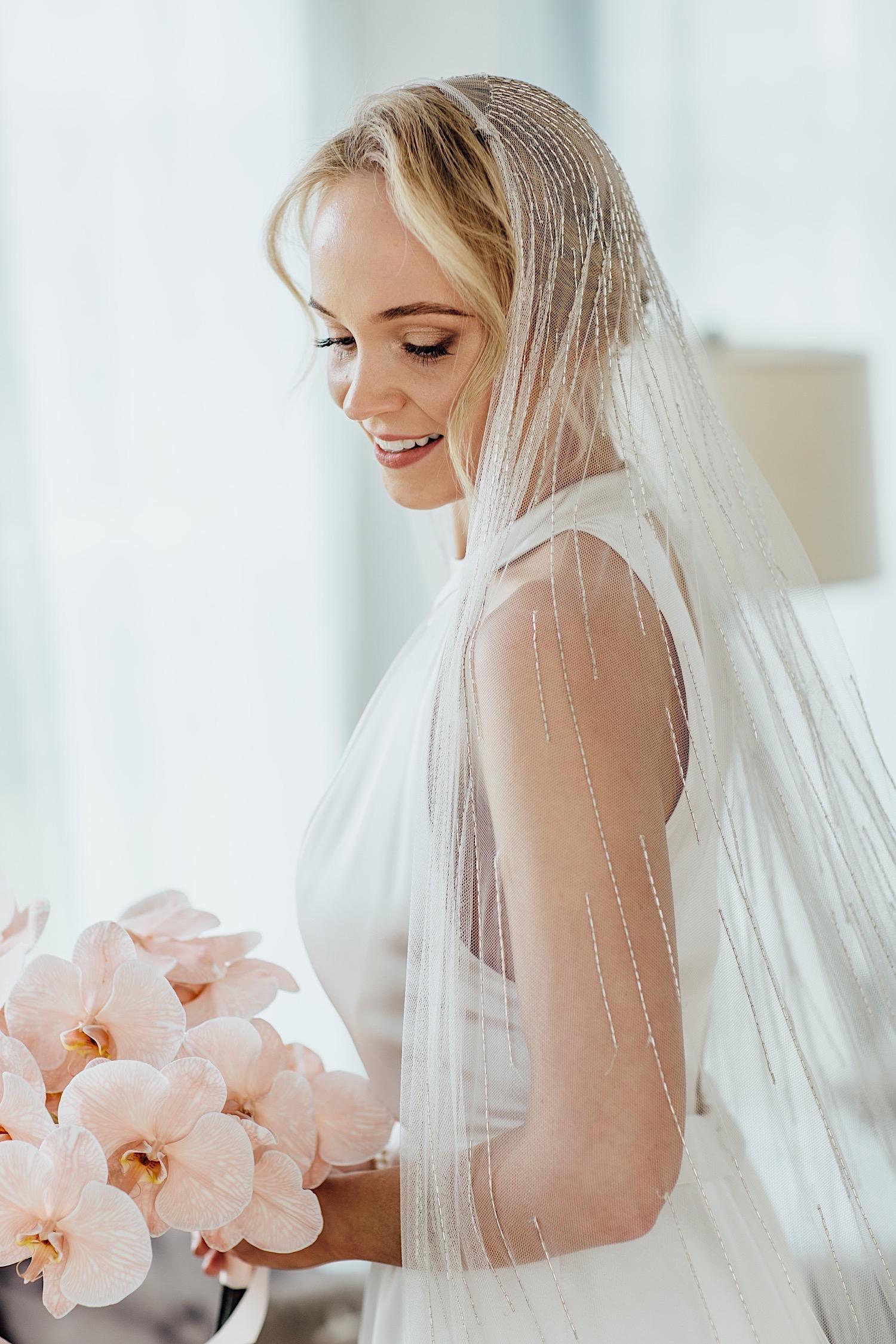 Arafel Park bride wearing Dan Jones Bridal