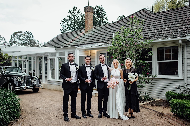 Wedding at Arafel Park