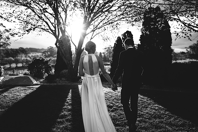 Romantic wedding at Centennial Vineyards Southern Highlands