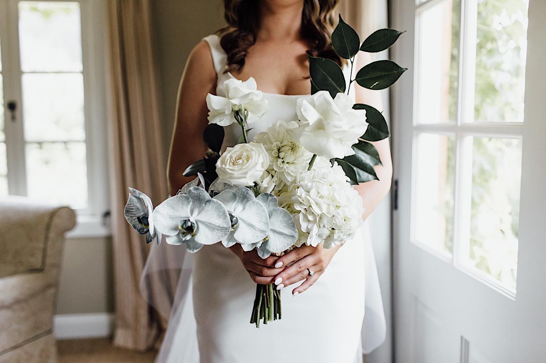 Redleaf Wollombi wedding bride
