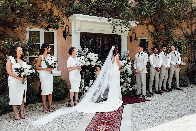 Redleaf Wollombi Wedding Ceremony