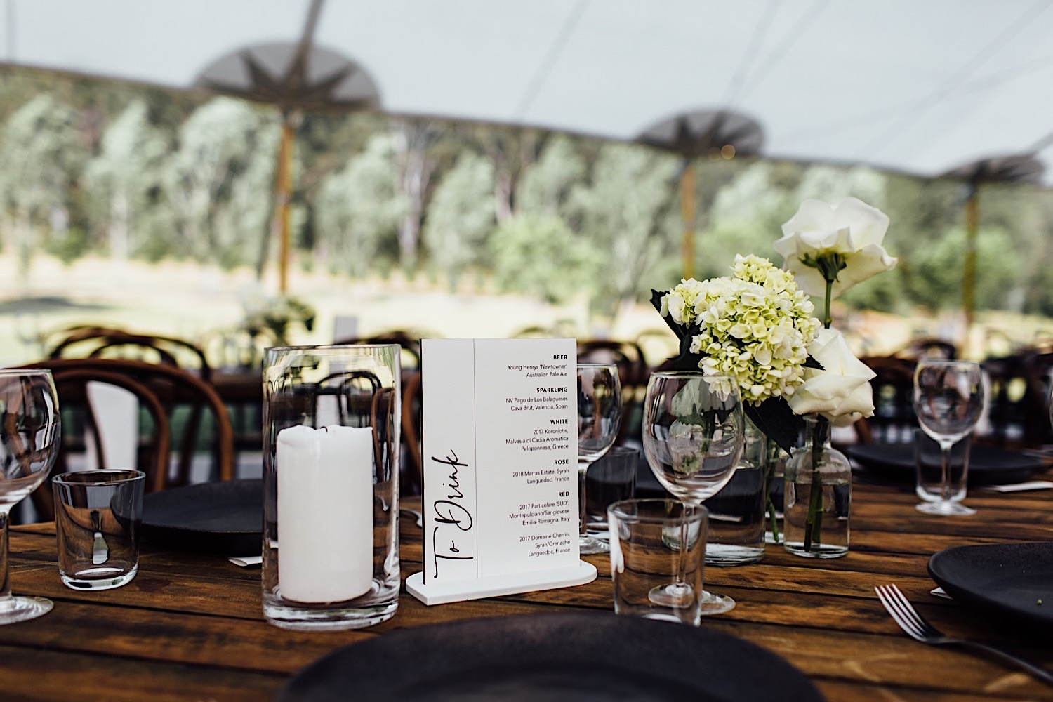 Redleaf wedding in Hunter Valley styled by Solstice Events