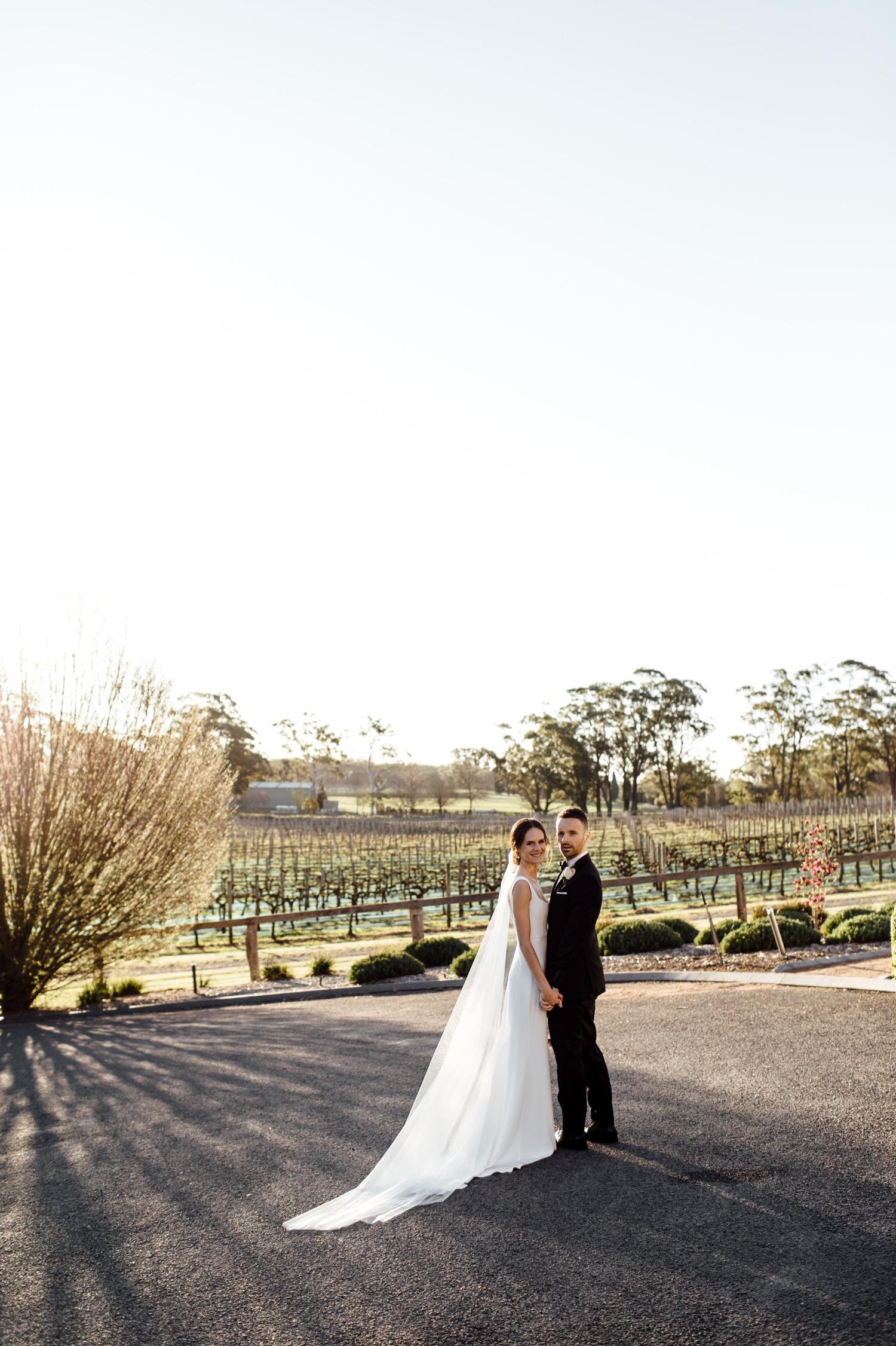 Centennial vineyards wedding photography