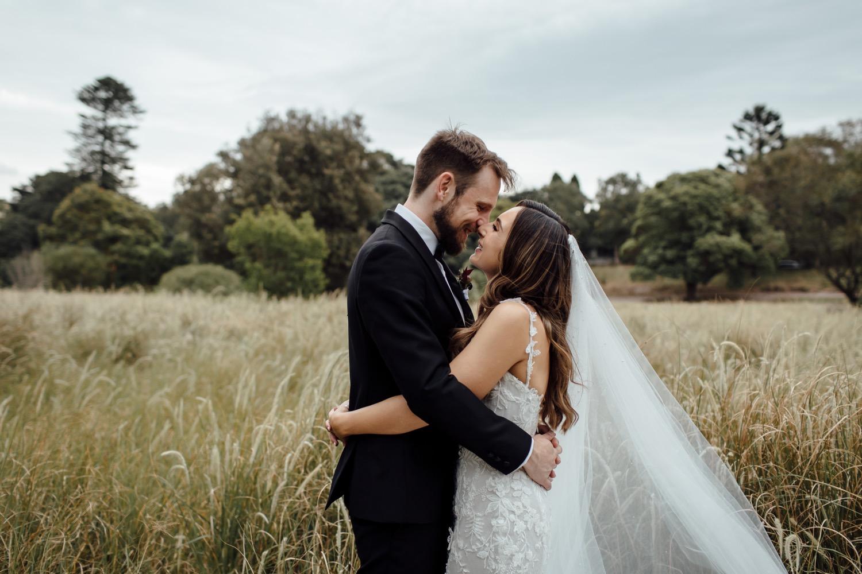 Centennial Park Homestead wedding photos
