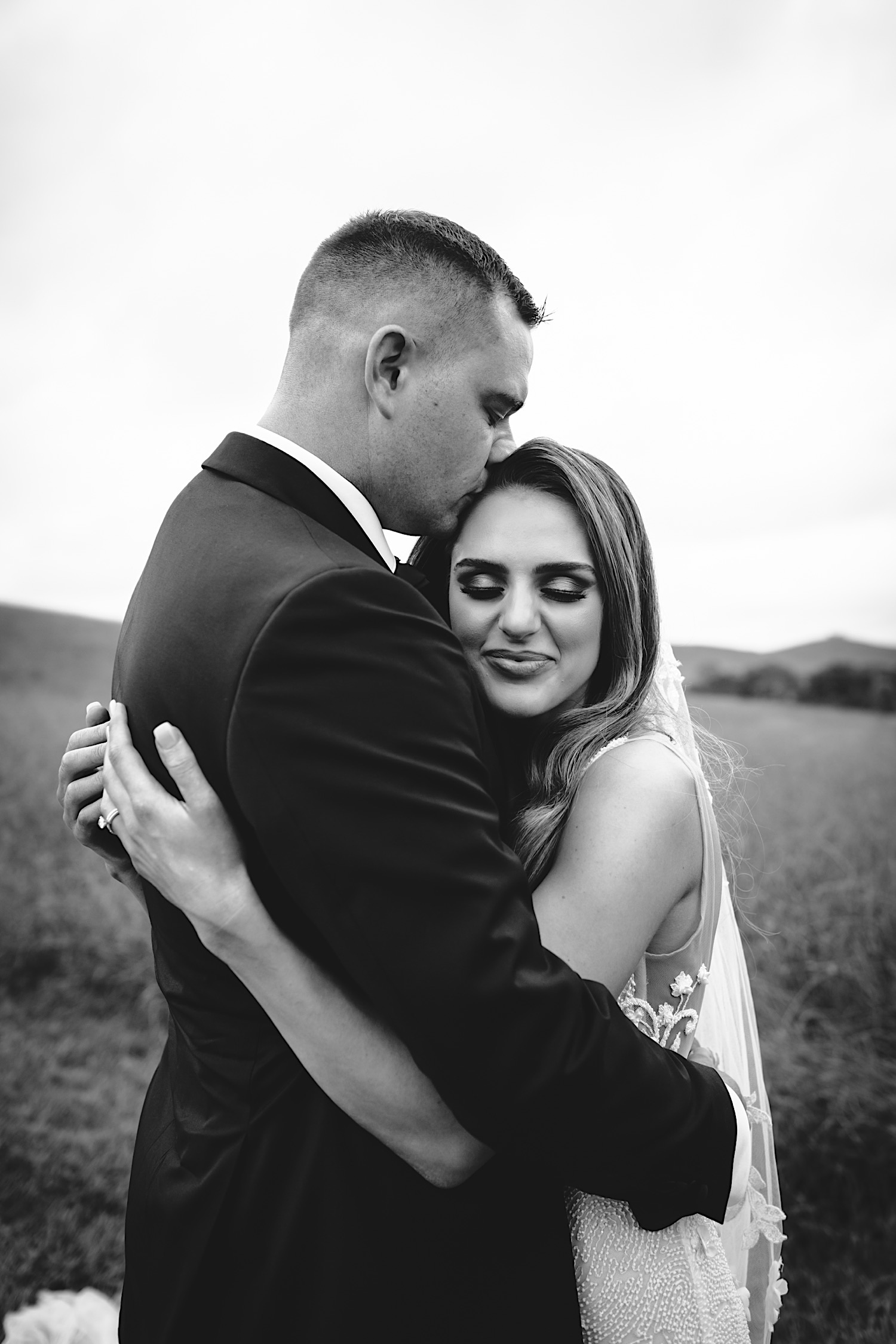 Romantic luxe Sydney wedding
